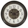 Ashton Sutton 16'' Quartz Analog Wall Clock