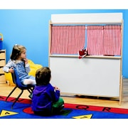 Childcraft Play Store and Puppet Theater with Dry-Erase Panels