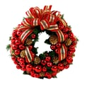 Creative Displays, Inc. Christmas Ball Wreath