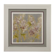 Bassett Mirror Ethereal Flowers II Framed Painting Print