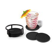 Spectrum Diversified Euro Coaster Container; Black