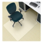 Deflecto Low Pile Carpet Chair Mat; 48'' H x 36'' W