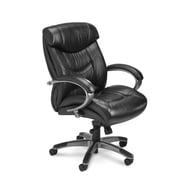 Mayline Series 200 High-Back Leather Office Chair