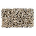 Sherry Kline Angelique Bath Rug; Black