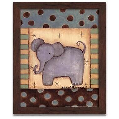 Timeless Frames Baby Elephant Framed Art