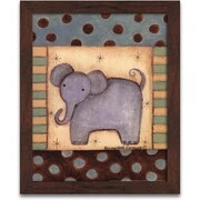 Timeless Frames Baby Elephant Framed Art