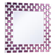 Elegant Lighting Modern Wall Mirror