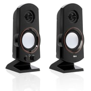 Arrowmounts QFX 2.0 USB Powered Speaker System for Computer and MP3