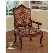 Design Toscano Louis XV Bergere Arm Chair