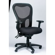 Eurotech Seating Apollo High-Back Mesh Chair with Seat Slider