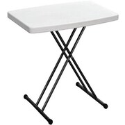 Duralight 26'' Rectangular Folding Table (Set of 2)