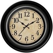 Ashton Sutton 12'' Quartz Analog Wall Clock