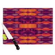 KESS InHouse Medeaquilt Cutting Board; 11.5'' H x 15.75'' W x 0.15'' D