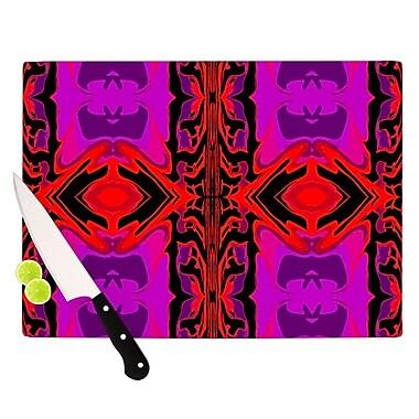 KESS InHouse Ornamena Cutting Board; 8.25'' H x 11.5'' W x 0.25'' D
