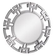 Elegant Lighting Modern Wall Mirror; 35.38'' H x 35.38'' W