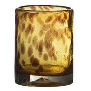 Global Amici Tortoise Double Old Fashion Glass (Set of 4)
