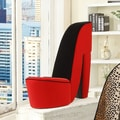 Williams Import Co. High Heel Chair