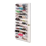 Sunbeam 12-Tier Overdoor Shoe Organizer