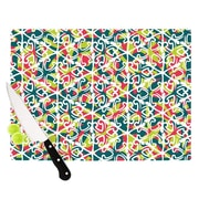 KESS InHouse Cool Yule Cutting Board; 8.25'' H x 11.5'' W x 0.25'' D