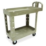 Rubbermaid Commercial Products 18'' 2 Shelf Cart