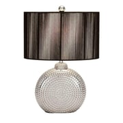 ORE Furniture 22'' H Table Lamp with Drum Shade