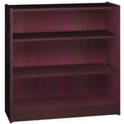 Ironwood General Adjustable 36'' Standard Bookcase; Dixie Oak
