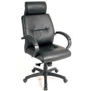 Eurotech Seating Maxx High-Back Leather Chair