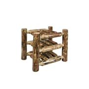 Montana Woodworks  Glacier CountryTabletop 9 Bottle Wine Rack