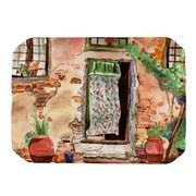 KESS InHouse Tuscan Door Placemat