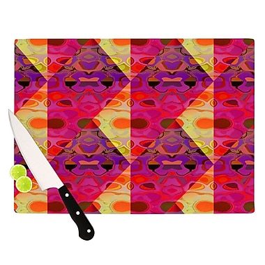 KESS InHouse Allicamohot Cutting Board; 8.25'' H x 11.5'' W x 0.25'' D