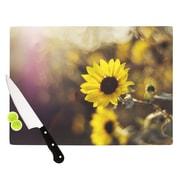 KESS InHouse Magic Light Cutting Board; 11.5'' H x 15.75'' W x 0.15'' D