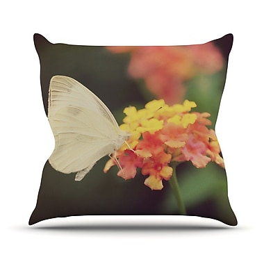 KESS InHouse Captivating Throw Pillow; 20'' H x 20'' W