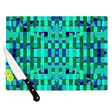 KESS InHouse Verdiga Cutting Board; 8.25'' H x 11.5'' W x 0.25'' D