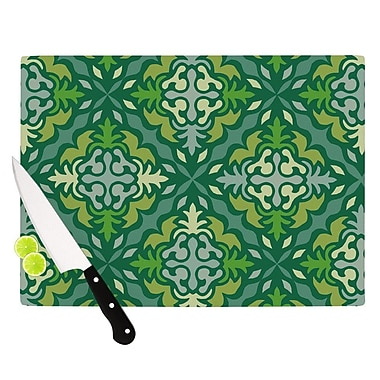 KESS InHouse Yulenique Cutting Board; 8.25'' H x 11.5'' W x 0.25'' D