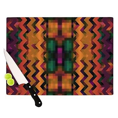 KESS InHouse Harvesta Cutting Board; 11.5'' H x 15.75'' W x 0.15'' D
