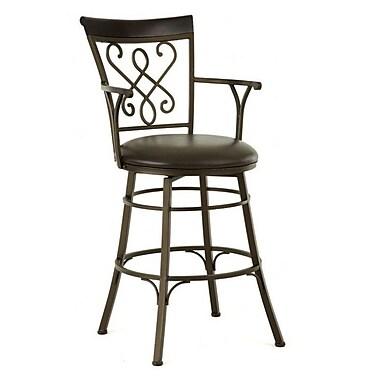 Steve Silver Furniture Carmona 30 39 39 Swivel Bar Stool Staples