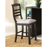 Steve Silver Furniture Bradford Desk Chair; Black