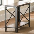 Steve Silver Furniture Winston Chairside Table