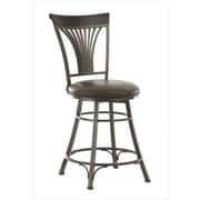 Steve Silver Furniture Karol 24'' Swivel Bar Stool