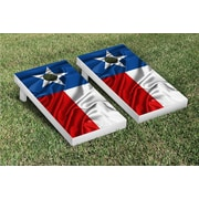 Victory Tailgate State Flag Cornhole Game Set; Texas