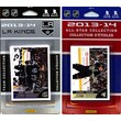 C & I Collectibles Licensed 2013-14 Score Team and All-Star Set; Los Angeles Kings