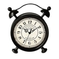 Cheungs Table Clock; Black