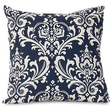 Majestic Home Goods French Quarter Indoor/Outdoor Throw Pillow; Extra Large