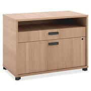 Basyx 2-Drawer Center File; Wheat
