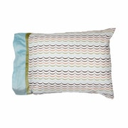 One Grace Place Puppy Pal Boy Cotton Standard Pillowcase