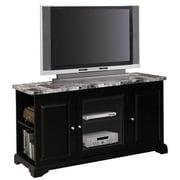 Hazelwood Home 48'' TV Stand; Dark Espresso