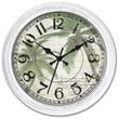 Ashton Sutton 16'' Palm Tree Wall Clock