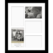 Timeless Frames Life's Great Moments 5 Opening Collage Picture Frame; Black