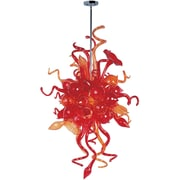 Maxim Lighting Mimi LED 6-Light Pendant; Sunrise