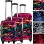 CalPak Gotham 3 Piece Luggage Set; Twilight Twist